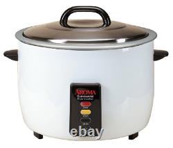 Aroma Housewares 60-Cup Cooked 30-Cup UNCOOKED Commercial Rice Cooker ARC-1033E