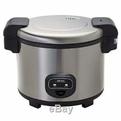 Aroma Housewares 60-Cup (Cooked) (30-Cup UNCOOKED) Commercial Rice Cooker New
