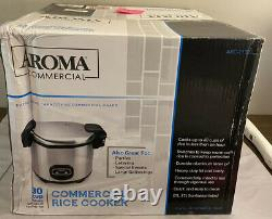 Aroma Rice Cooker 30 Cup