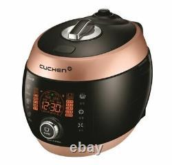 CUCHEN CJS-FD1010RV IH Pressure Rice Cooker 10Cups Auto Steam Cleaning 220V