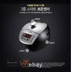 CUCHEN IH Pressure Rice Cooker CJH-VEA1001S 10 CUPS