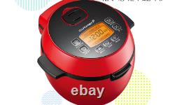 CUCHEN Mini Electric Rice Cooker and Warmer 3 Cups / 4Cups