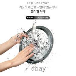 CUCKOO 6 Cups IH Pressure Rice Cooker CRP-HVB0680SS Korean Voice 220V