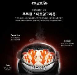 CUCKOO 6 Cups IH Pressure Rice Cooker CRP-JHT0610FS Twin Pressure Korean Voice