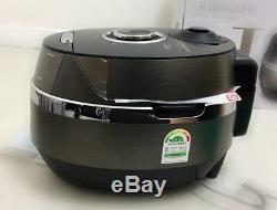 CUCKOO 6 Cups Smart IH Pressure Rice Cooker CRP-JHR0620FD Korean Voice 220V
