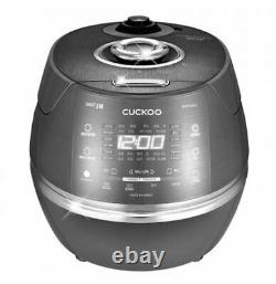CUCKOO CRP-CHP1010FD IH Electric Pressure Rice Cooker 10 Cups 220V 60Hz