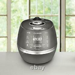 CUCKOO CRP-DHP0610FD 6 Cups 220V Electric Rice Cooker for 6 people