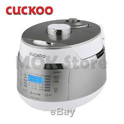 CUCKOO CRP-EHS0320FW 3 Cups 220V Electric Rice Cooker for 3 people