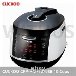 CUCKOO CRP-HMF1070SB 10 Cups 220V IH Electric Rice Cooker for 10 people