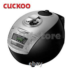 CUCKOO CRP-HVB0680SS 6 Cups 220V Electric Rice Cooker for 6 people