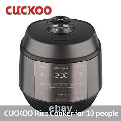 CUCKOO CRP-KHTS1060FD 10 Cups 220V Electric Rice Cooker for 10 people