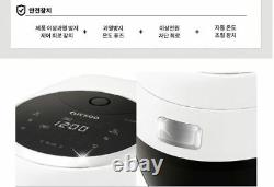 CUCKOO CR-1010FB Rice Cooker 10 Cups 10 Servings 220V