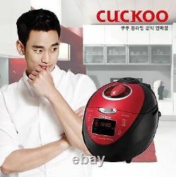 CUCKOO Electric Rice Cooker CRP-N0680SR Pressure 6 CUPS 220V
