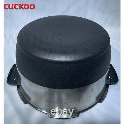 CUCKOO Inner Pot for CRP-AHSS1009FN, AHSL105FP, AHSL1010FB Rice Cooker for 10 Cup