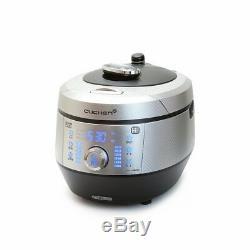 Cuchen IH Pressure Rice Cooker CJH-PA1002iC 120v 10cup w Free Blender gift