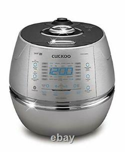 Cuckoo CRP-CHSS1009FN Electric Induction Heating Pressure Rice Cooker 10 Cups