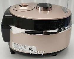 Cuckoo CRP-EHSS0309FG Electric Induction Heating 3-Cup Rice Pressure Cooker
