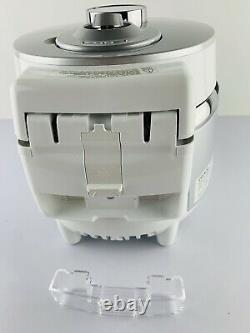 Cuckoo CRP-EHSS0309F 3-Cup Electric Induction Heating Rice Pressure Cooker Warme