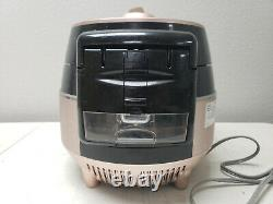 Cuckoo CRP-FHVR1008L 6 cup Induction Heating Pressure Rice Cooker Korean Only