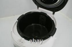 Cuckoo CRP-P1009SW 10 Cup Electric Heating Pressure Cooker & Warmer 1.8 liters