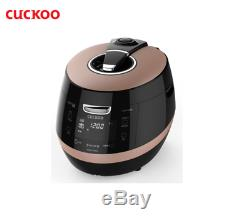 Cuckoo IH Pressure Rice Cooker CRP-HXEB108FG 10 CUPS (Expedited Shipping)