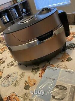 Cuckoo Induction Heating Pressure Rice Cooker