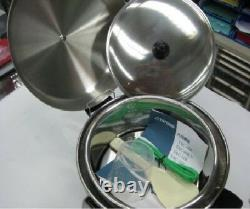 EXPRESS TATUNG TAC-11T-NMV4 Stainless 10 CUPS Indirect Heating Rice Cooker 240V