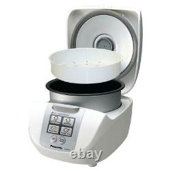Fuzzy Logic 5-Cup White Rice Cooker