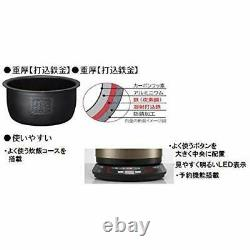 HITACHI IH Rice Cooker 2 Go 2 Cup RZ-WS2Y-R Red AC220-230V EMS with Tracking NEW