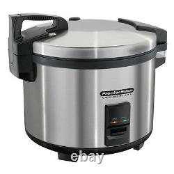 Hamilton Beach 37560 Multi-Use Commercial Rice Cooker 60 Cup Capacity