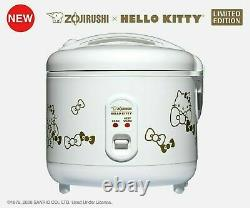 Hello Kitty x Zojirushi Limited Edition Automatic Rice Cooker & Warmer (5.5 Cup)
