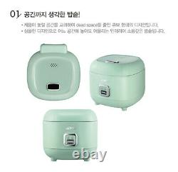 KOREA Poong Nyun MONO Minimal Electric Rice cooker 3 person, One touch cooking