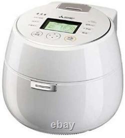 MITSUBISHI ELECTRIC NJ-AWB10-W IH rice cooker 5.5cups KAMADO Japan