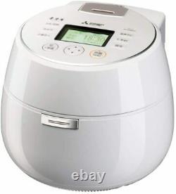 MITSUBISHI ELECTRIC NJ-AWB10-W IH rice cooker KAMADO 5.5cups