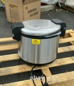 NEW 30 Cup Commercial Rice Cooker Warmer Cooler Depot Model CFXB100 NSF