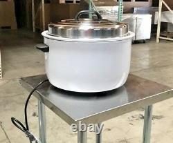 NEW 30 Cup Commercial Rice Cooker Warmer Cooler Depot Model WRC30 NSF