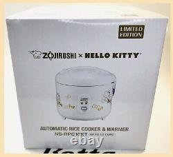 NEW Hello Kitty x Zojirushi Automatic Rice Cooker & Warmer 1L 5.5 Cup SHIPS FAST
