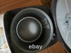 NEW ZOJIRUSHI ns-tsc10 5.5 CUP UNCOOKED RICE COOKER WARMER MICOM W FUZZY LOGIC