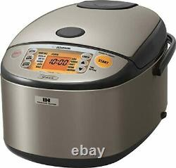 NEW Zojirushi NP-HCC18XH Induction Heating System Rice Cooker & Warmer 10 CUP