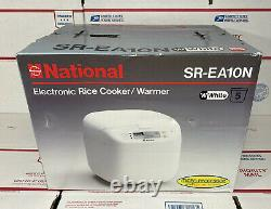NEWith SEALED National (Panasonic) Rice Cooker SR-EA10N 5Cup MADE IN JAPAN