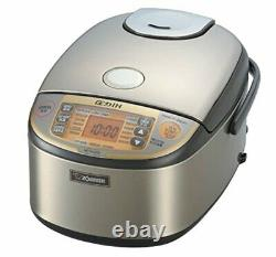 NP-HJH10 IH Rice Cooker Zojirushi 5.5 Cup AC220V SE Plug JAPAN NEW withTracking