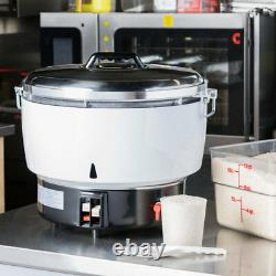 Natural Gas 110 Cup (55 Cup Raw) Gas Rice Cooker 14,000 BTU