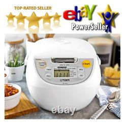 New Japanese Tiger 5.5-Cup Micom Rice Cooker & Warmer Free Shipping