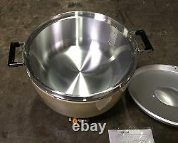 New Rinnai Natural Gas Rice Cooker 55 Cups RER55ASN NSF MADE IN JAPAN