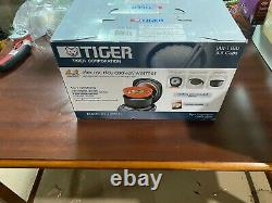 New Tiger JAX-S10U 5.5-Cup (Uncooked) Rice Cooker & Warmer Stainless Steel