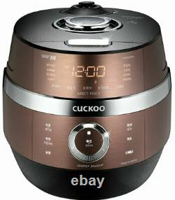 OB CUCKOO CRP-JHSR0609F 6 Cup Stainless 4.0 Smart Induction Heating Pressure Ele