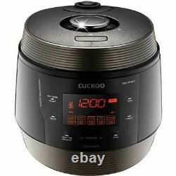 OB Cuckoo CMC-QSN501S, Q5 SUPERIOR 8 in 1 Multi Pressure Slow, Rice Cooker, Brow