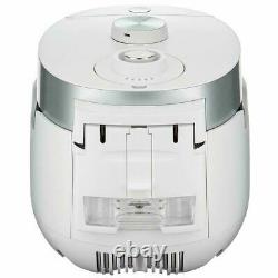 OB Cuckoo CRP-LHTR0609F 6 Cup Induction Heating Twin Pressure Rice Cooker & Warm