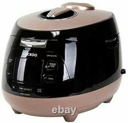 OB Cuckoo CRP-M1077S Pressure Rice Cooker, 10 Cups