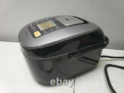 Panasonic 5 Cup (Uncooked) Japanese Rice Cooker Induction Heating System SRHZ106